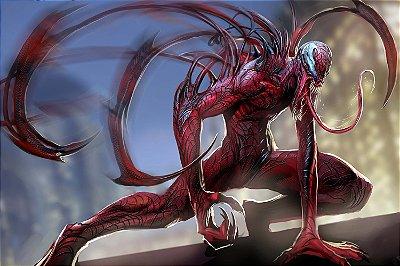 Quadro Homem Aranha - Carnificina