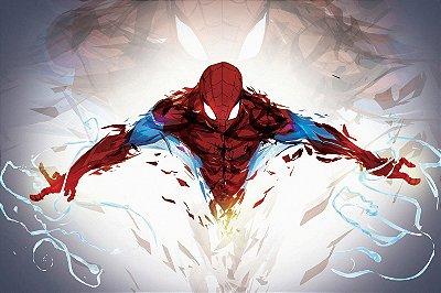 Quadro Homem Aranha - Artístico