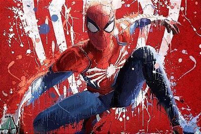 Quadro Homem Aranha - Marvel's Spider Man