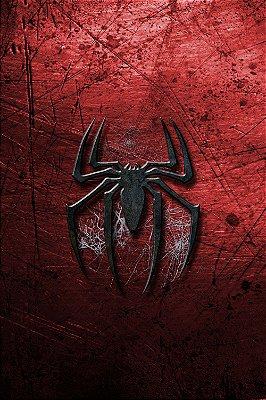 Quadro Homem Aranha - Símbolo