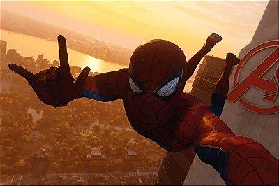 Quadro Homem Aranha - Selfie 2