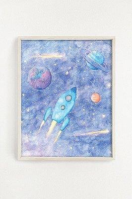 Poster Espaço