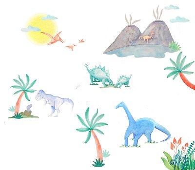Adesivo de Parede Dinossauro