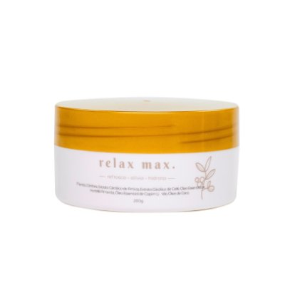 Creme Corporal Relaxante Relax Max