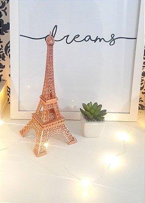 Torre Eiffel Decorativa