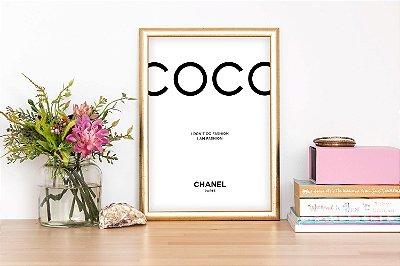 Quadro Coco