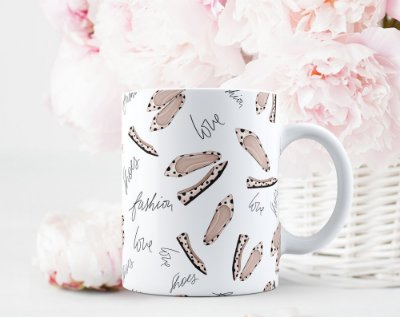 Caneca Fashion Shoes