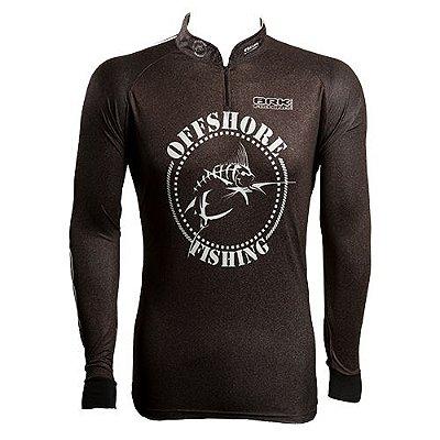 Camisa de Pesca Brk Off Shore Marlin com fpu 50+