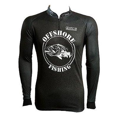 Camisa de Pesca Brk Off Shore Mero com fpu 50+