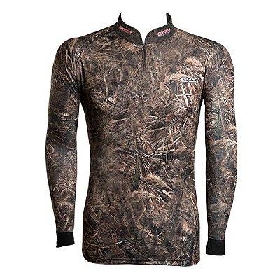 Camisa de Pesca Brk Hunter Series 02 com fpu 50+