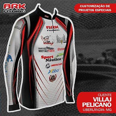 Camiseta Personalizada para Villaj Pelicano