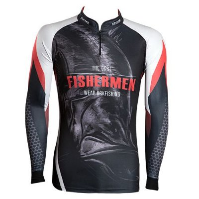Camisa de Pesca Brk Bad Snook com fpu 50+