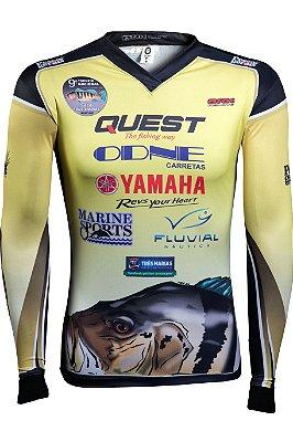 Camisa de Pesca Brk Confort V Torneio Tres Marias com fpu 50+