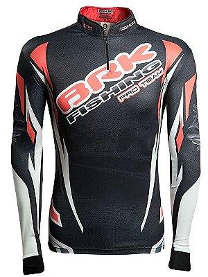 Camisa de Pesca Brk Pro Team com fpu 50+