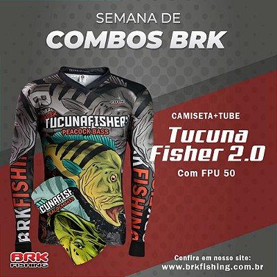 Combo 5 - Camiseta Tucuna + Tubeneck