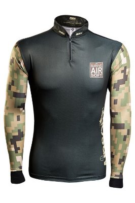 Camisa Militar Camo 03 com fpu 50+