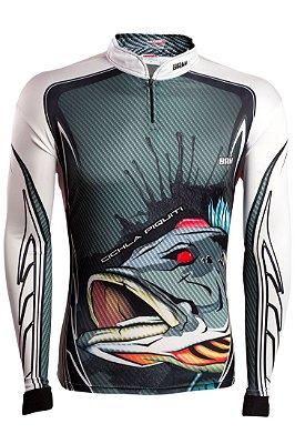 DUPLICADO - Camisa de Pesca Brk Amazon com fpu 50+