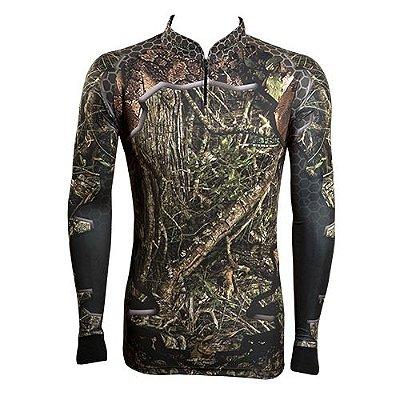 Camisa de Pesca Brk Stealth com fpu 50+