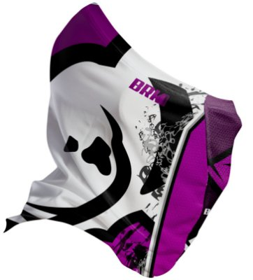 Black Mask Brk FPU 50+ REF 031