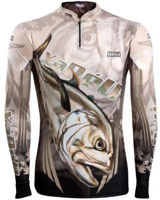 Camisa de Pesca Brk Xaréu Fishing com fps 50+