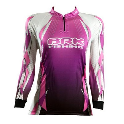 Camisa de Pesca feminina Brk Hard Girl com fpu 50+