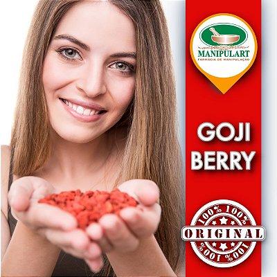 GOJI BERRY | A superfruta em cápsulas