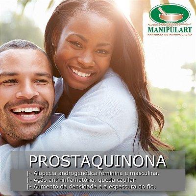PROSTAQUINONA | Queda e aumenta a espessura capilar