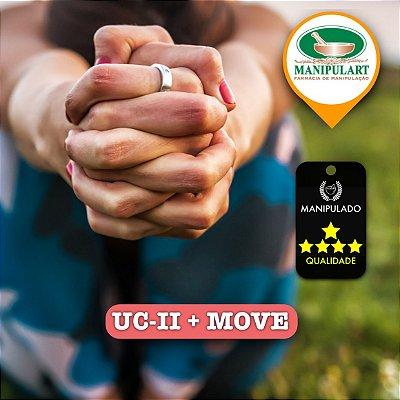 UC-II + MOVE | DORES ARTICULARES
