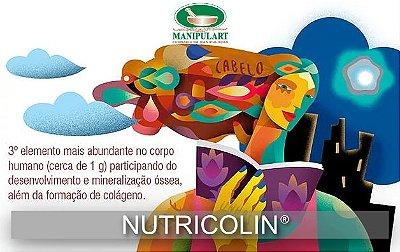 NUTRICOLIN | Estimula as Proteínas da Beleza