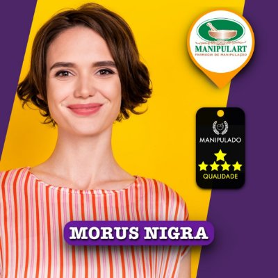 MORUS NIGRA | SINTOMAS DA MENOPAUSA