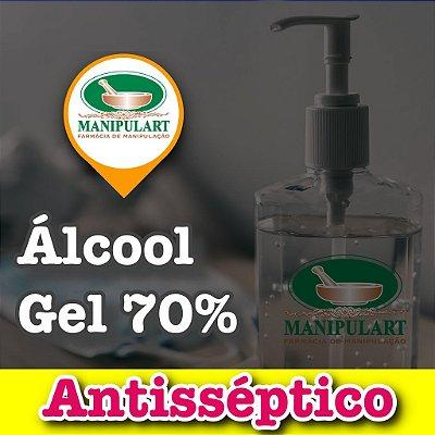 ALCOOL GEL 70% | ANTISSEPTICO