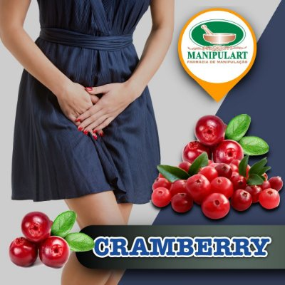 CRAMBERRY | TRATO URINÁRIO