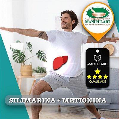 SILIMARINA + METIONINA  |  TRATO HEPATICO