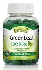 GREENLEAF DETOX | 90 capsulas