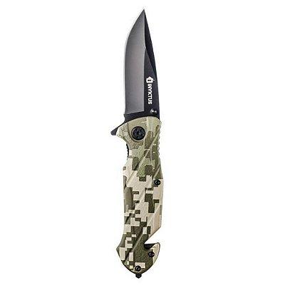 Canivete Squad 3mm Cabo Alumínio Invictus