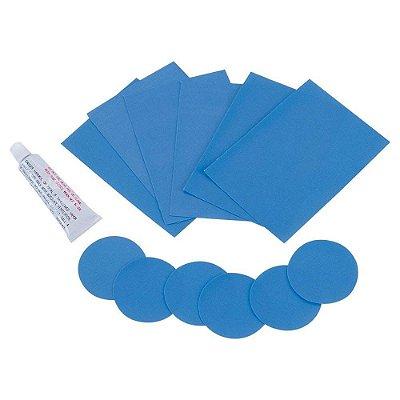 Kit de Reparo de Piscinas de PVC