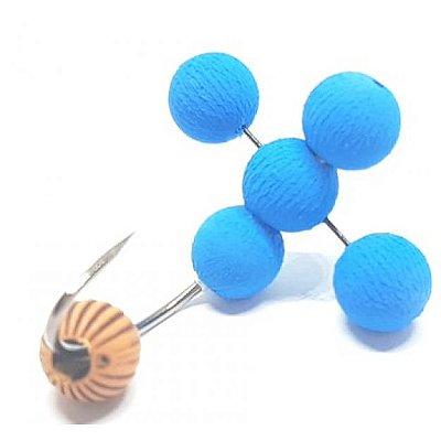 Isca Artificial Anteninha Falcucci Tradicional Azul