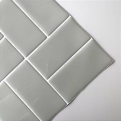 Azulejo Metrô Concept Gray