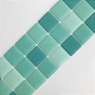 Pastilha Adesiva Resinada TIFFANY 28 x 9 cm