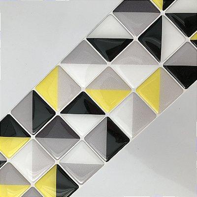 Pastilha Adesiva Resinada URBAN CRAFT 28 x 9 cm