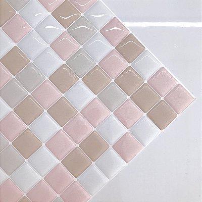 Pastilha Adesiva Resinada BLOSSOM 20 x 20 cm