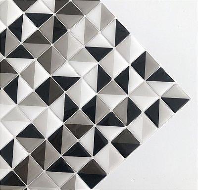 Pastilha Adesiva Resinada URBAN TREND 28 x 28 cm