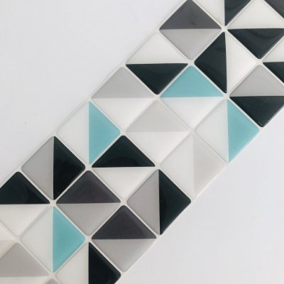 Pastilha Adesiva Resinada URBAN STYLE 28 x 9 cm