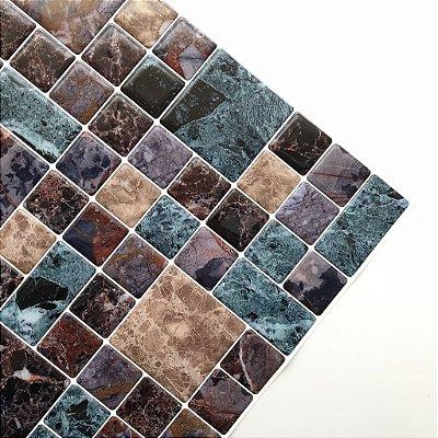 Pastilha Adesiva Resinada Concept Vivara 28 x 28 cm