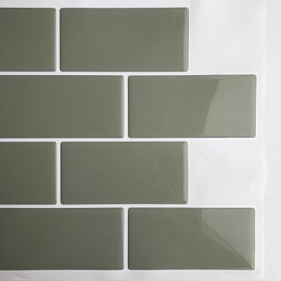 Azulejo Metrô Olive