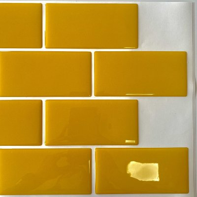 Azulejo Metrô Yellow