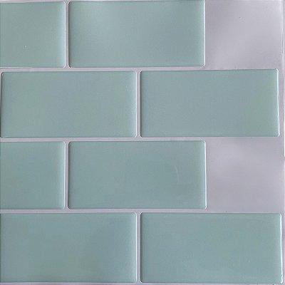 Azulejo Metrô Mint