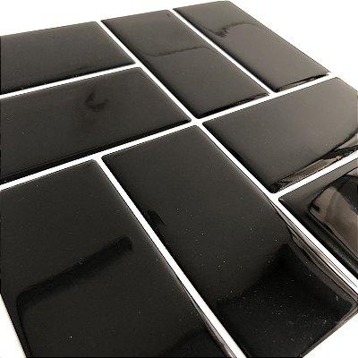 Azulejo Metrô Concept Black