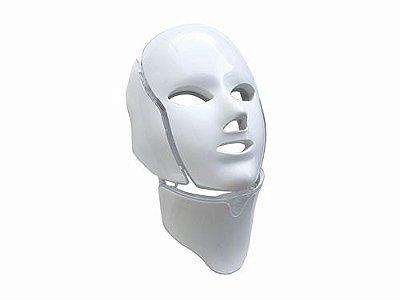 Máscara Fototerapia LED Face e Pescoço Novo Fluence Maxx HTM