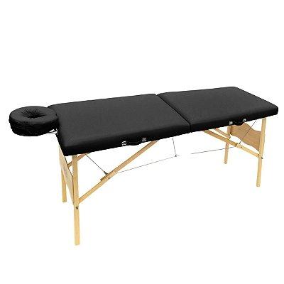 Maca de Massagem Portátil e Dobrável Altura Fixa Vegga